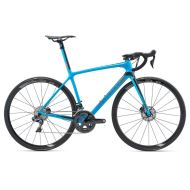BICICLETA GIANT TCR ADVANCED SL 1 DISC albastru - M - 2018