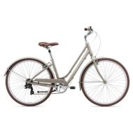 Bicicleta Liv Flourish 3 - Grey 2018