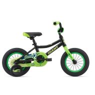Bicicleta Giant Animator C/B 12  - black/green 2018