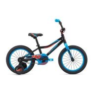 Bicicleta Giant  Animator C/B 16  - black/neon red/blue 2018