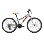 Bicicleta Giant XtC Jr 1 24 - Matt/Silver/Neon Orange/Black 2018