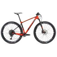 Bicicleta Giant XTC Advanced 29er 1 - mat Neon Rosu/  Carbon/ negru 2018