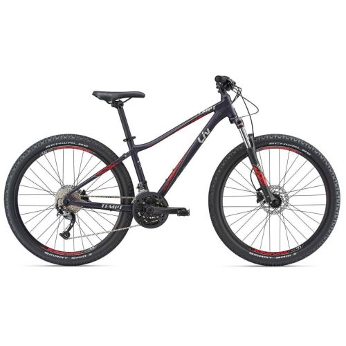 Bicicleta Liv Tempt 3 GE - Dark Purple 2018