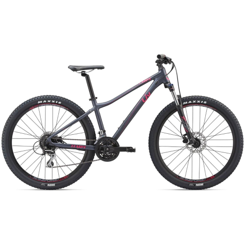 BICICLETA GIANT TEMPT 3  /carbune - S 2019