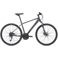 BICICLETA GIANT ROAM 2 DISC EFFECT  negru - M 2019