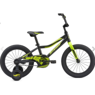BICICLETA GIANT ANIMATOR C/B 16 GUN METAL BLACK 2019