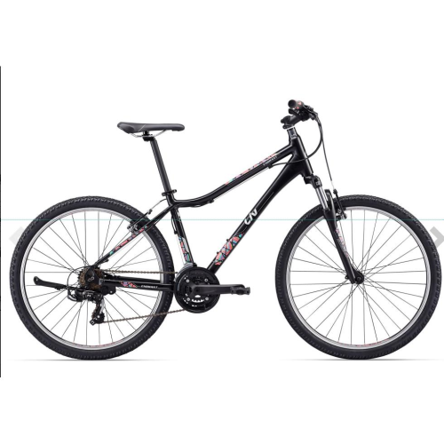 BICICLETA GIANT ENCHANT  negru - XXS