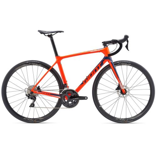 Giant TCR Advanced 2 Disc L Neon Rosu