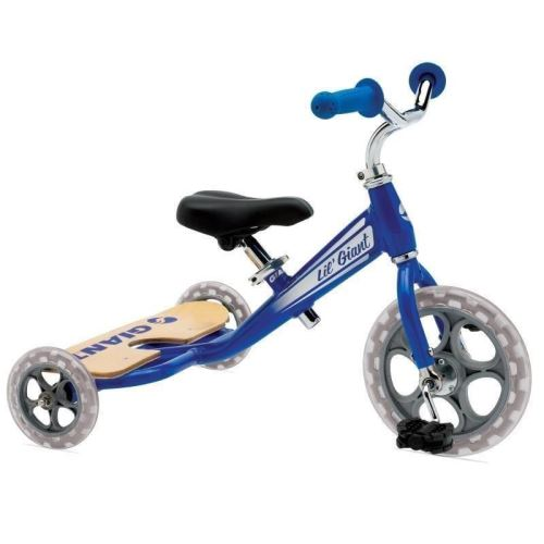BICICLETA GIANT 2011 LIL TRICYCLE BLUE