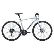 Bicicleta GIANT Escape 1 Disc, Glacier Silver, 2020